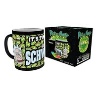 Rick And Morty - Get Schwifty Mug