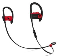 Beats: Powerbeats3 Wireless Sports Earphones - The Beats Decade Collection - Defiant Black/Red