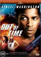 Out Of Time - Special Edition on DVD