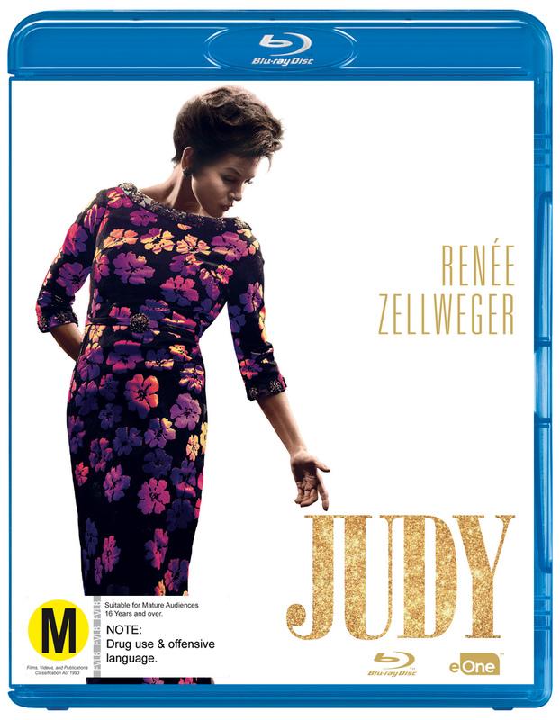 Judy on Blu-ray