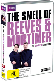 The Smell of Reeves & Mortimer - The Complete Collection on DVD