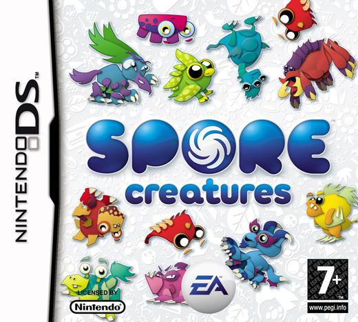 SPORE Creatures for Nintendo DS