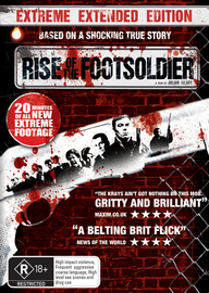 Rise of The Footsoldier - Extreme Extended Edition on DVD