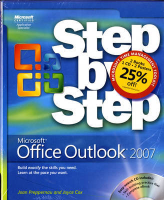 The Time Management Toolkit: Microsoft Office Outlook 2007 Step by Step and Take Back Your Life by Joan Preppernau