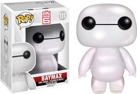 "Big Hero 6 Nurse Baymax Pearlescent 6"" Pop! Vinyl Figure image"