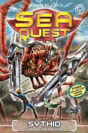 Sythid the Spider Crab by Adam Blade