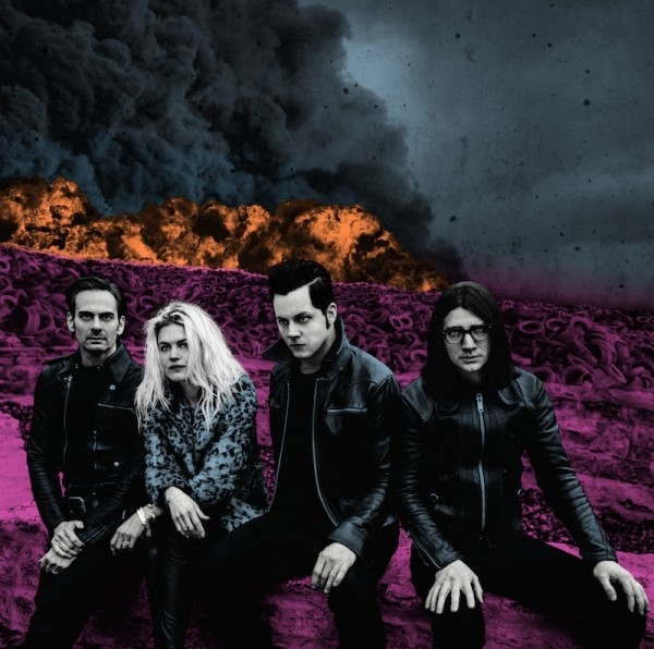 Dodge And Burn by The Dead Weather image