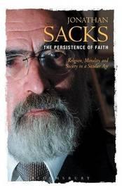 The Persistence of Faith by Jonathan Sacks image