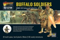 Bolt Action: Buffalo Soldiers - US Troops