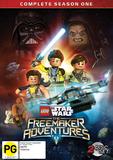 LEGO Star Wars: The Freemaker Adventures - Season 1 on DVD