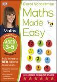 Maths Made Easy Numbers Preschool Ages 3-5: Preschool ages 3-5 by Carol Vorderman