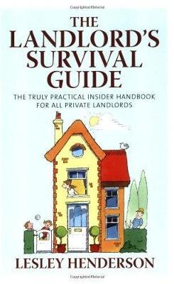 The Landlord's Survival Guide by Lesley Henderson image