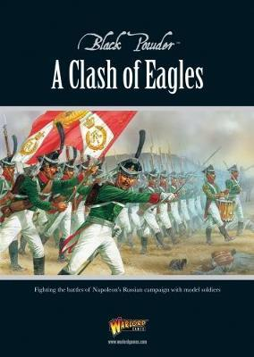 A Clash of Eagles by Adrian McWalter