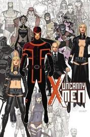 Uncanny X-men Vol. 2 by Brian Michael Bendis