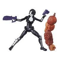 "Marvel Legends: Domino - 6"" Action Figure"