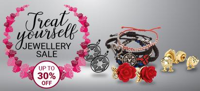 Treat Yourself Jewellery Sale
