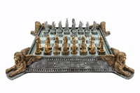 Dal Rossi: Egyptian Chess Set