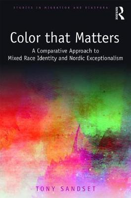 Color that Matters by Tony Sandset