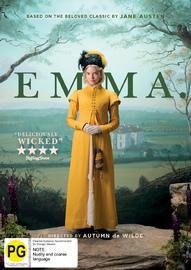 Emma on DVD