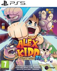 Alex Kidd in Miracle World DX for PS5