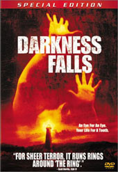 Darkness Falls on DVD