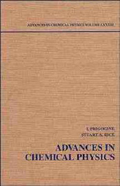 Advances in Chemical Physics by Ilya Prigogine image
