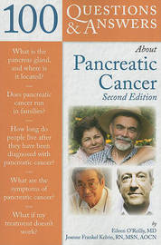 100 Questions & Answers About Pancreatic Cancer by Eileen O'Reilly