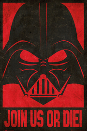 Star Wars Join Us Wall Poster (140)