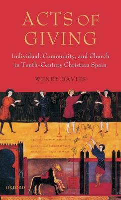 Acts of Giving by Wendy Davies image