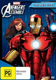 Avengers Assemble: The New Guys - Season 1 Volume 1 on DVD