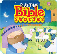 Play-Time Bible Stories by Karen Williamson