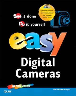 Easy Digital Cameras by Bruce Earhard