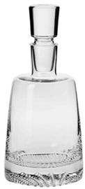 Krosno Tetra Whisky Decanter 950ML Gift Boxed