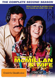 McMillan & Wife - The Complete Second Season (3 Disc Set) on DVD
