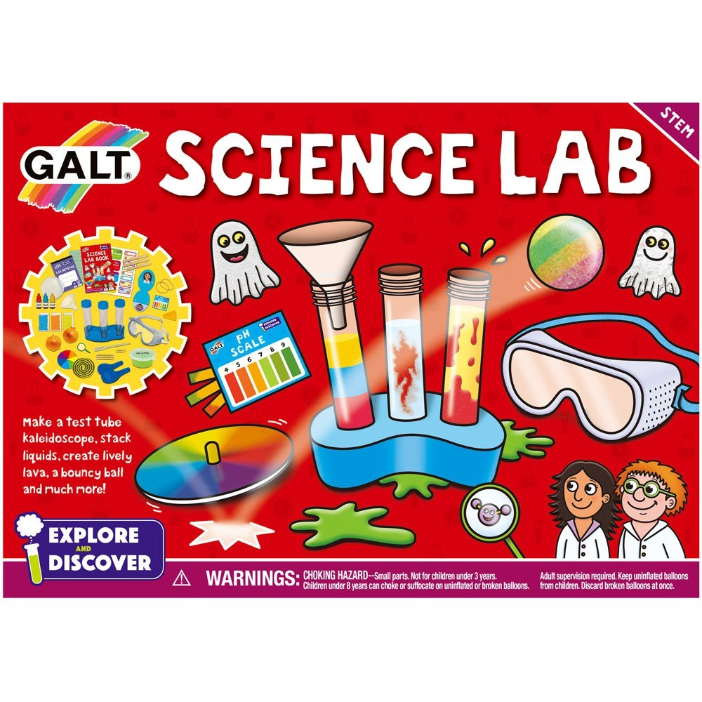 Galt: Science Lab image
