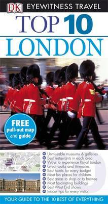 Eyewitness Top 10 Travel Guide: London by Roger Williams image
