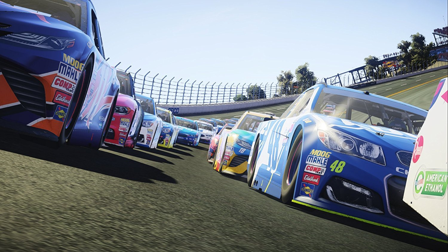 NASCAR Heat 2 for PS4 image