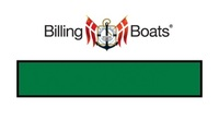 Billing Boats: Acrylic Paint - Emerald (22ml)