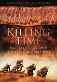 Killing Time by Nicholas J Saunders image