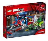 LEGO Juniors: Spider-Man vs. Scorpion Street Showdown (10754)