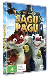 Sagu & Pagu on DVD