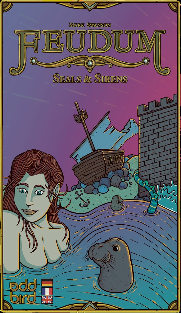 Feudum: Seals & Sirens - Expansion image