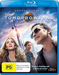 Tomorrowland on Blu-ray