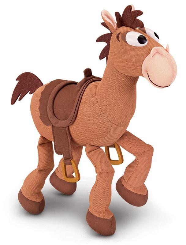 """Toy Story 4: Bullseye - 12"""" Action Figure"""