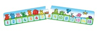 Orchard Toys: One Dog, Ten Frogs - Matching Game image