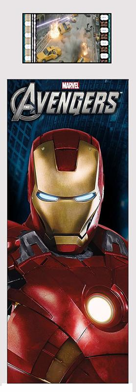FilmCells: Film Cell Bookmark - Avengers (Iron Man)