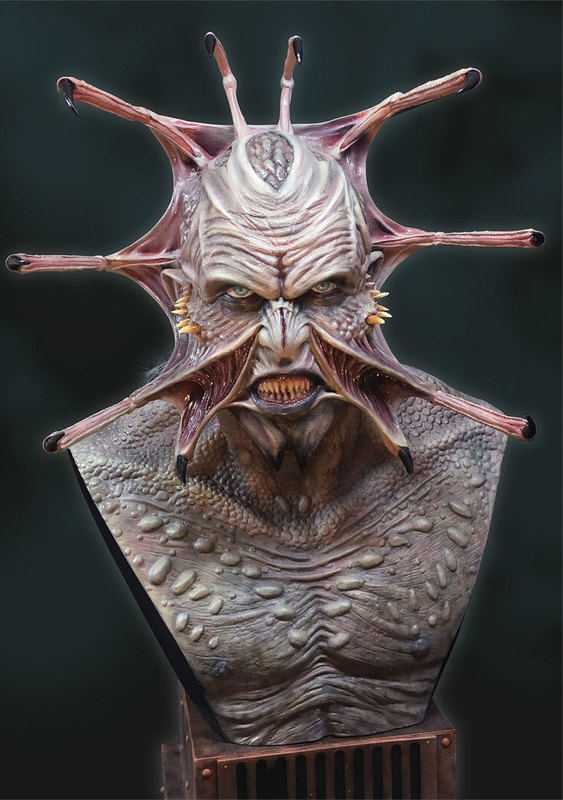 Jeepers Creepers: The Creeper - Life-Size Bust