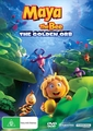 Maya The Bee 3: The Golden Orb on DVD