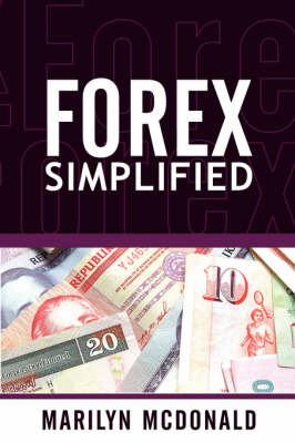 Forex Simplified by Marilyn McDonald image