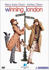 Mary-Kate and Ashley:  Winning London on DVD